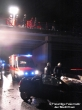 Verkehrsunfall B85 Ried am Pfahl Person eingeklemmt