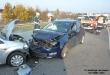 Verkehrsunfall Stadtumgehung vor Cham-Süd