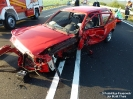 Verkehrsunfall B20 Höhe Wilting
